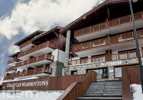 Residence Chalet Les Marmottons