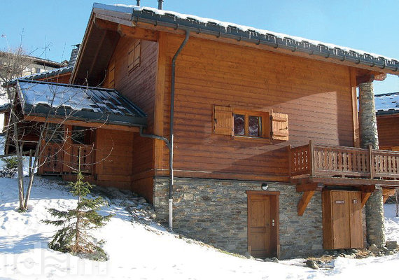 Chalet Marmottes