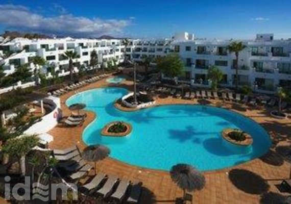 Appartements Galeon Playa
