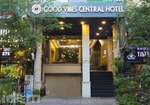 Good Vibes Central Hotel