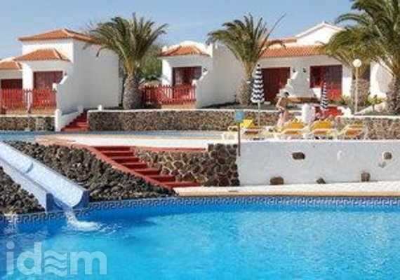 Bungalows Castillo Beach