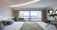 deluxe room sea view Mayia Exclusive Resort & Spa