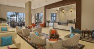 The Lobby Lounge Hotel DoubleTree by Hilton Resort & Spa Marjan Island