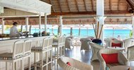 bar La Terrasse Hotel Merville Beach by LUX*