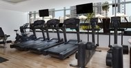 fitnes centrum Abz gym TRYP by Wyndham Barsha Heights - Dubai