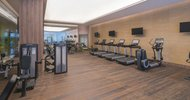 fitness centrum Concorde Luxury Resort