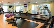 fitnes centrum Hotel Citymax Al Barsha at the Mall